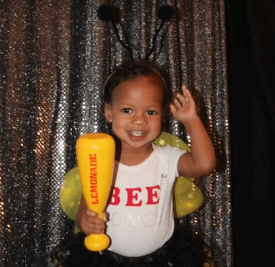 "bee-yonce shirt and a ""lemonade' bat halloween costume"