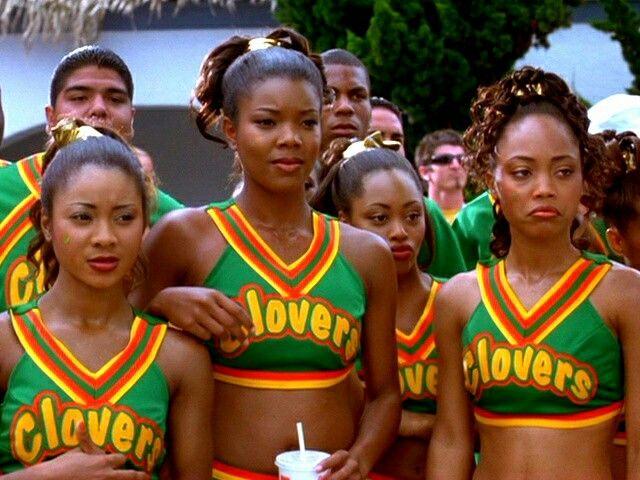 bring it on cheerleaders group costume