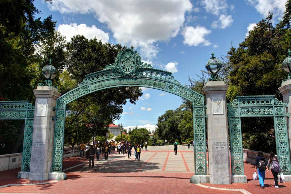 berkeley sathen gate