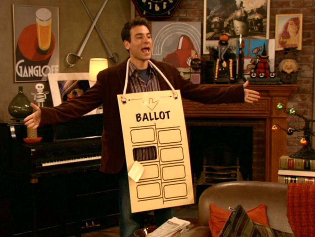 Hanging Chad Costime