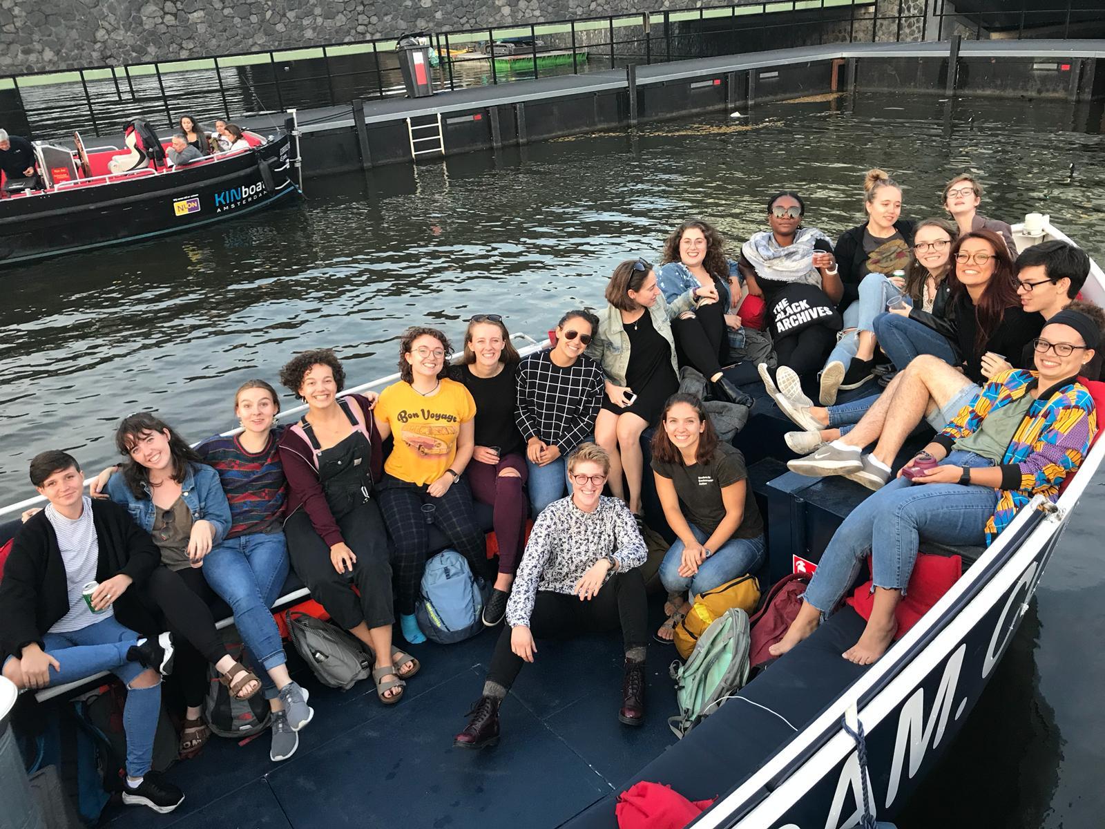 study abroad Amsterdam