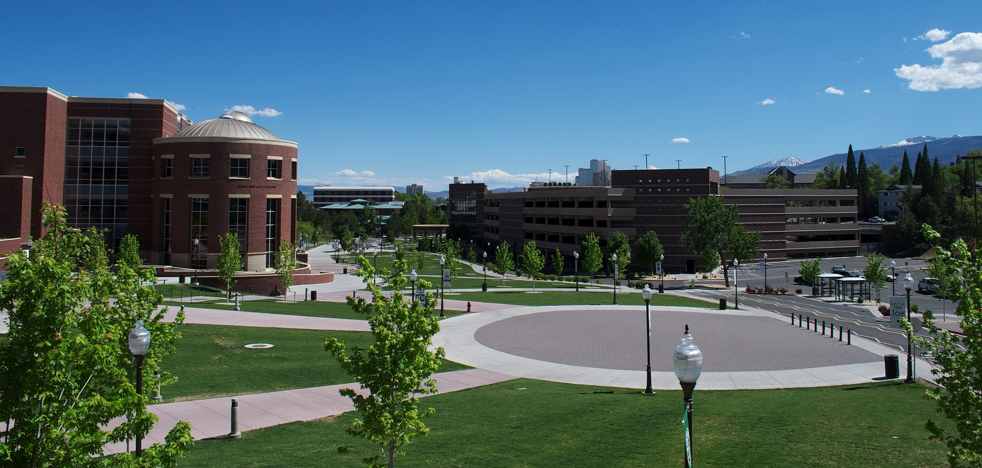 Best colleges for skiers university of reno campus