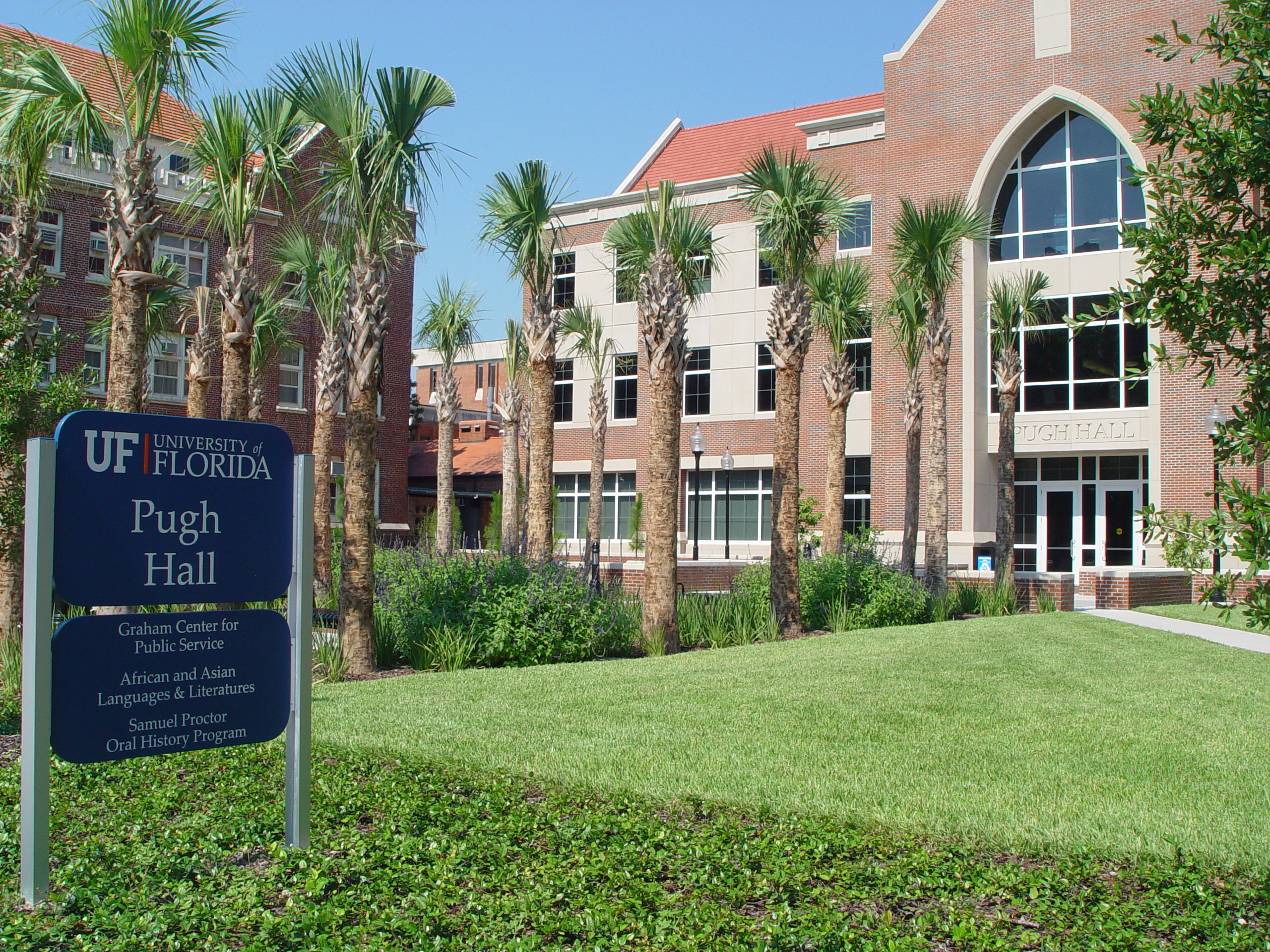 University of florida dating spots