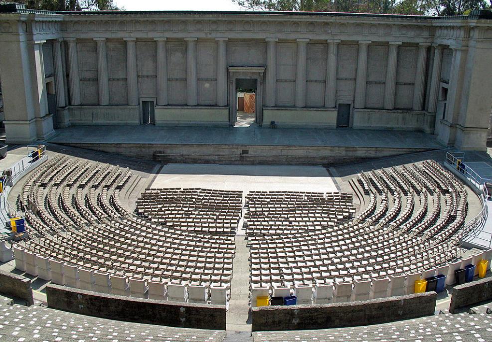 berkeley amphitheatre