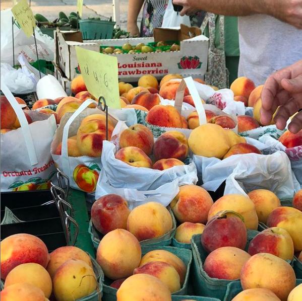 Baton Rouge farmers market
