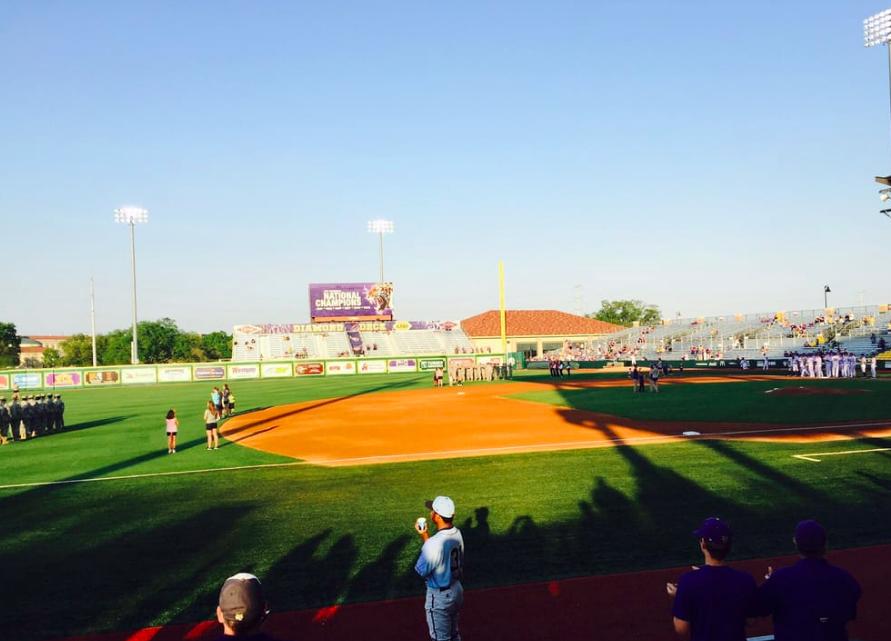 Baseball stadium Baton Rouge