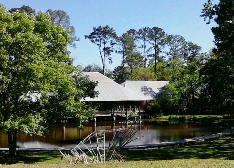 Hilltop Arboretum Baton Rouge