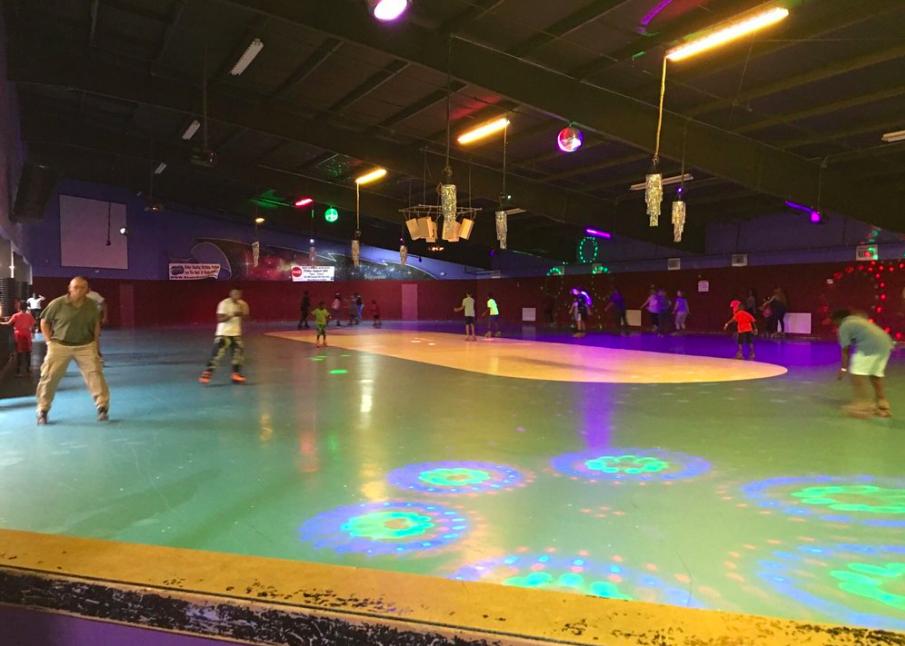 baton rouge skating rink
