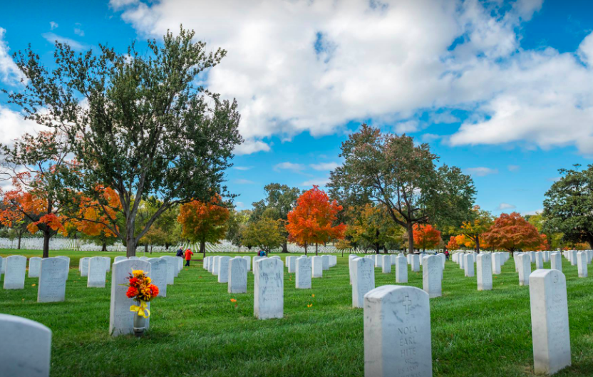arlington national cemetery things to do in dc at night