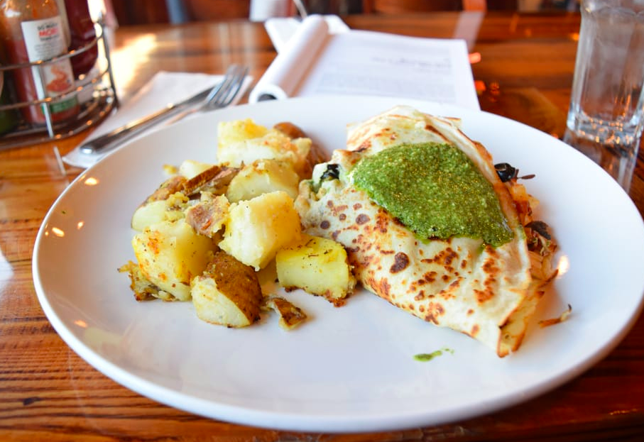 whisper's cafe and creperie meal things to do in san jose