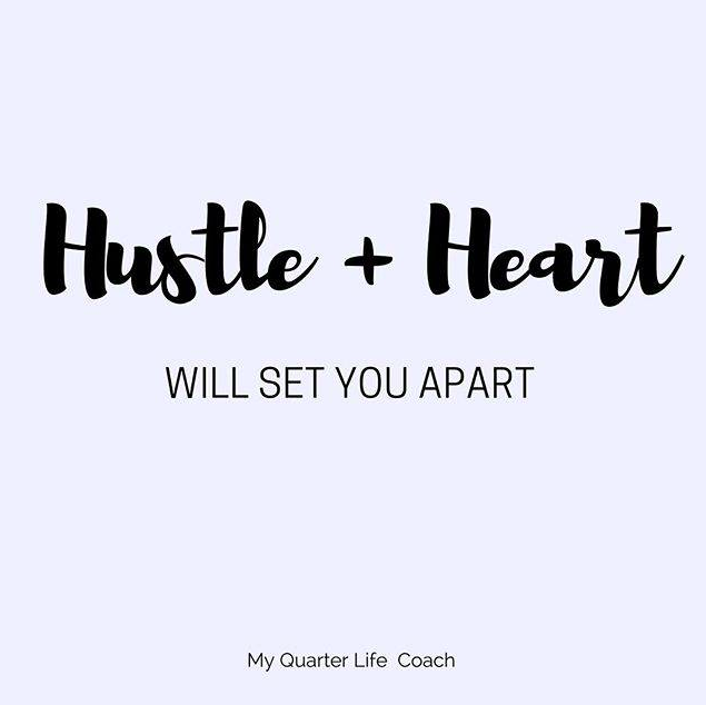 how to become a life coach heart and hustle inspiration