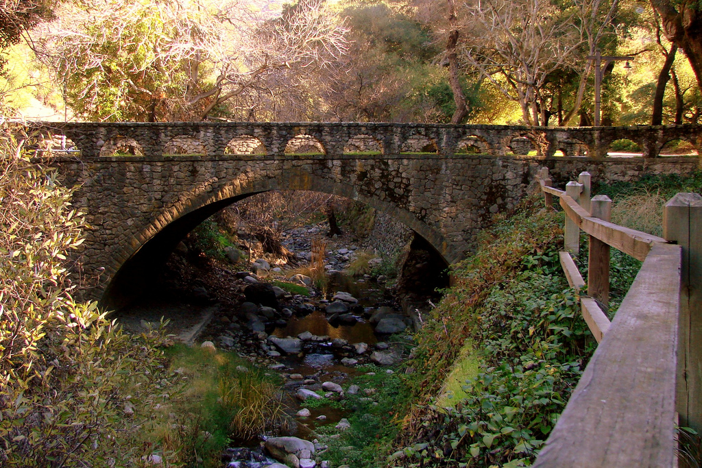 alum rock park things to do in san jose