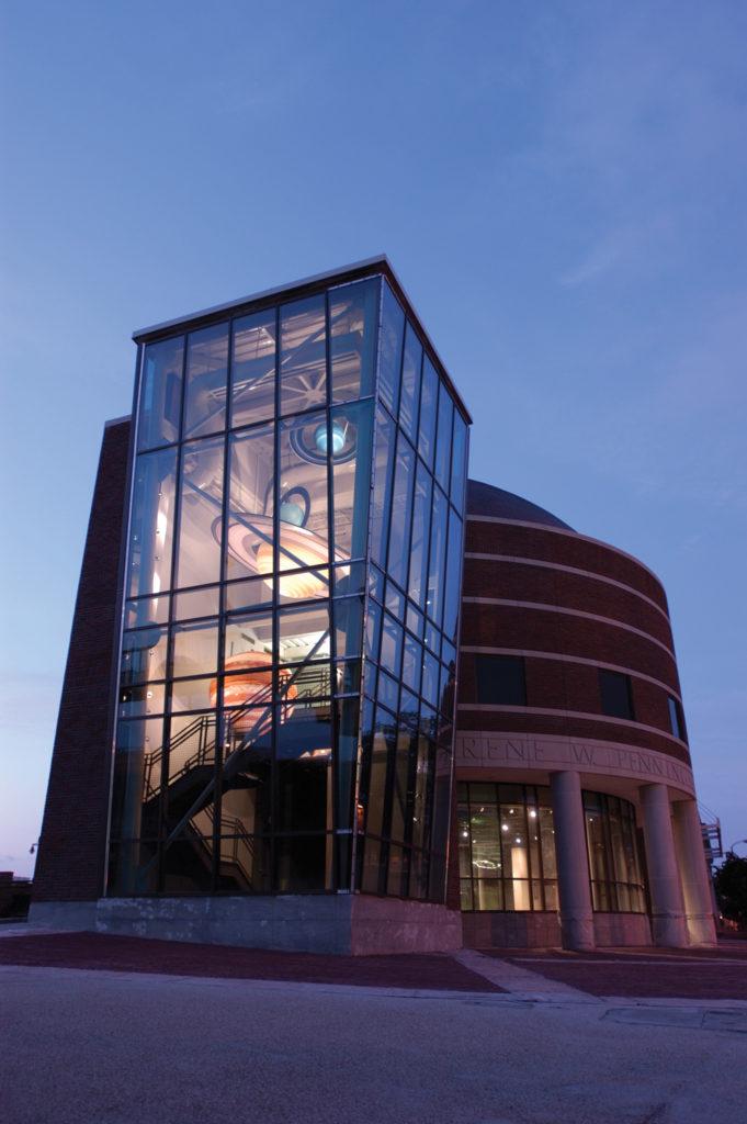 Louisiana Art and Science Museum Baton Rouge
