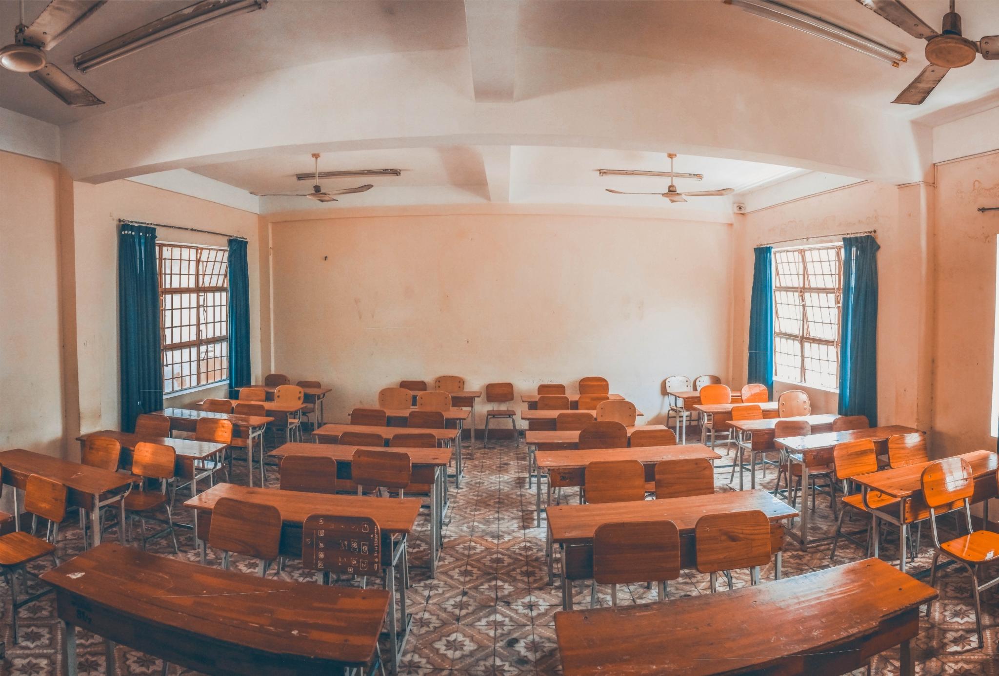 english major teacher classroom