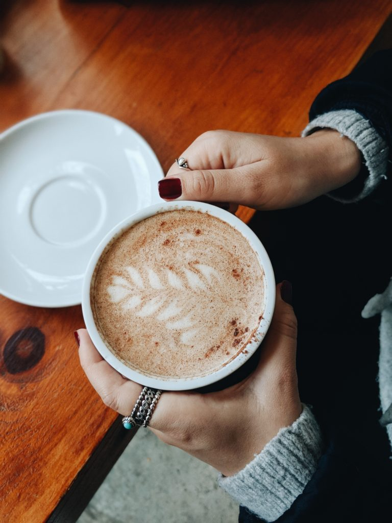 coffee hipster english majors