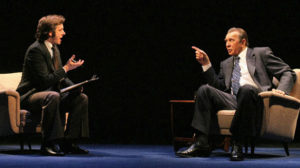How to Become a Journalist- Frost/Nixon movie
