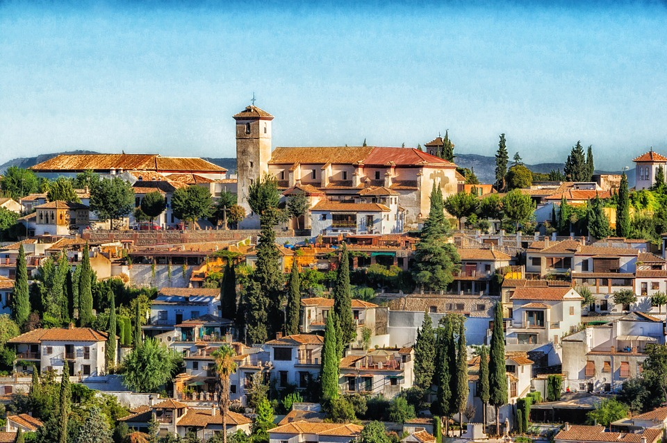 Cheap Vacations Granada spain