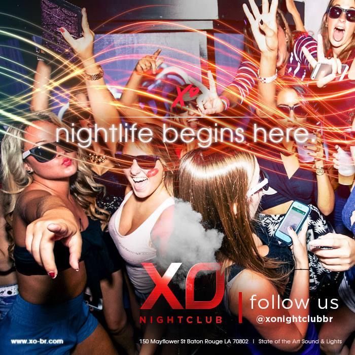 xo night club baton rouge