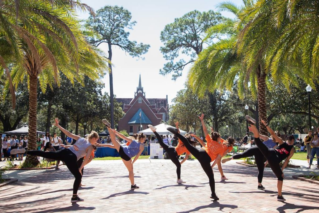 university of florida survival dancers