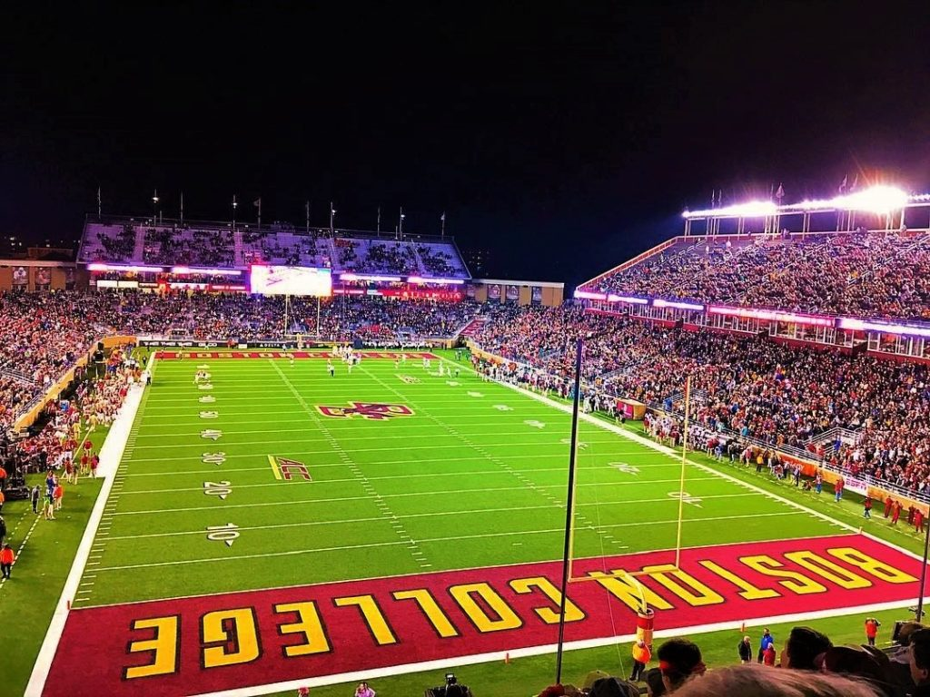 Boston College Alumni Stadium