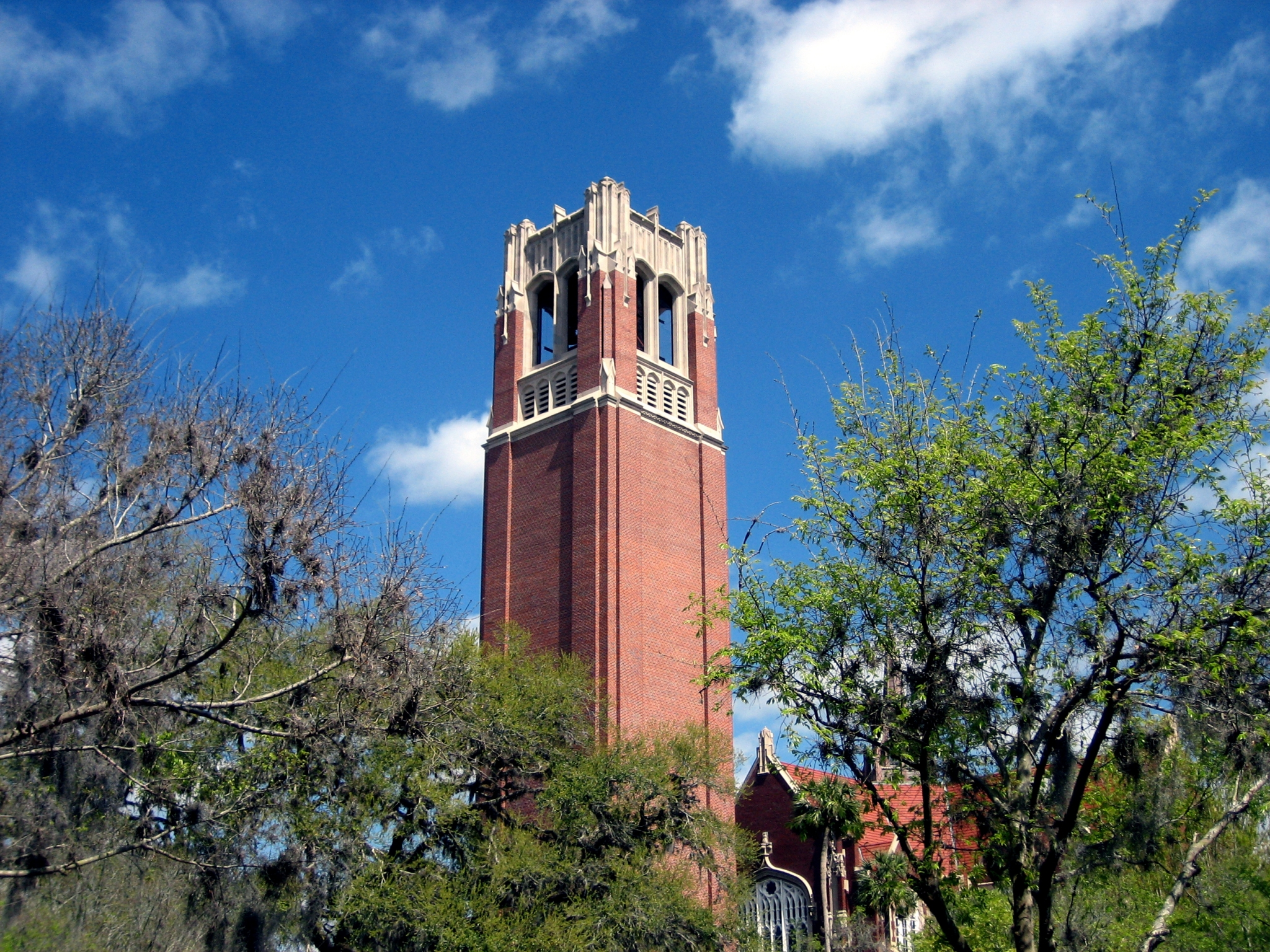 university of florida survival tower