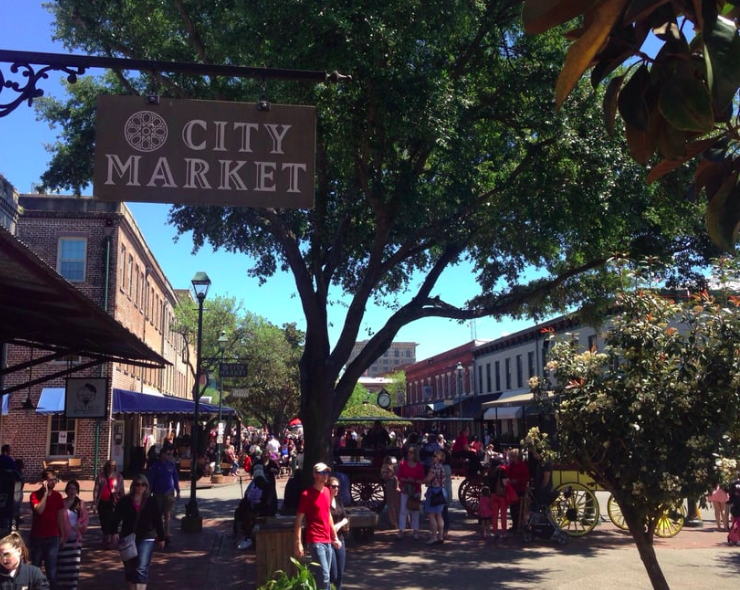 city market things to do in savannah