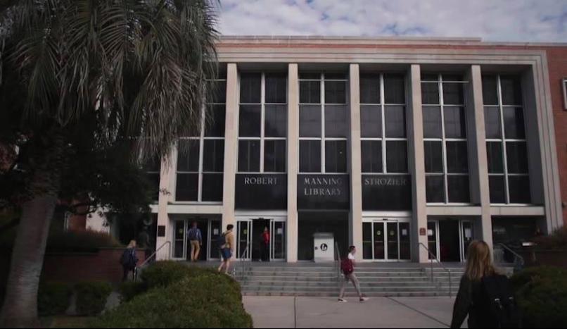 strozier library fsu landmark