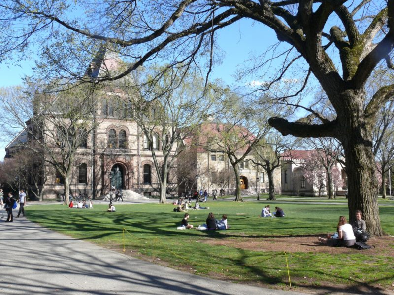 brown university campus colleges for feminists