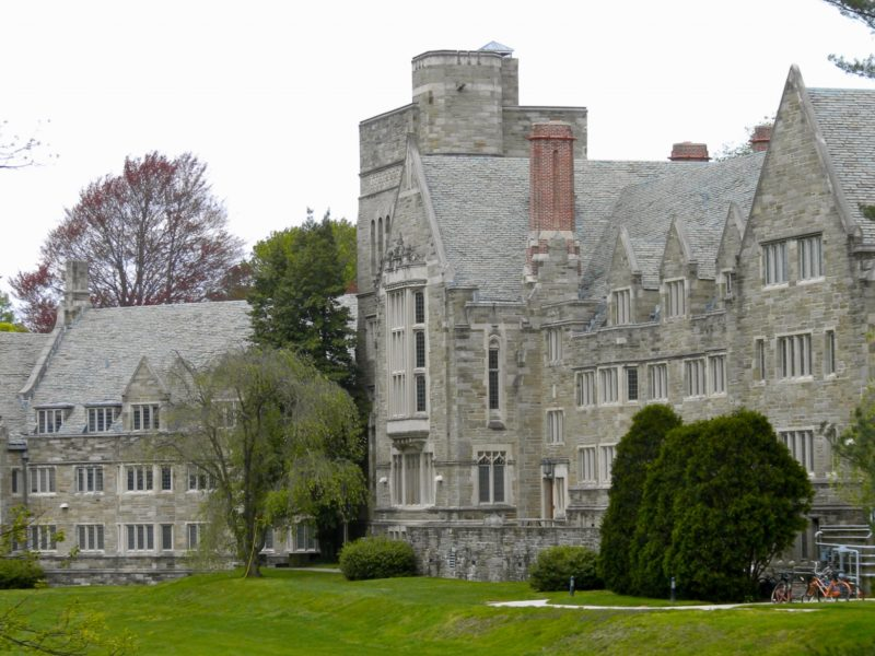 bryn mawr college building colleges for feminists