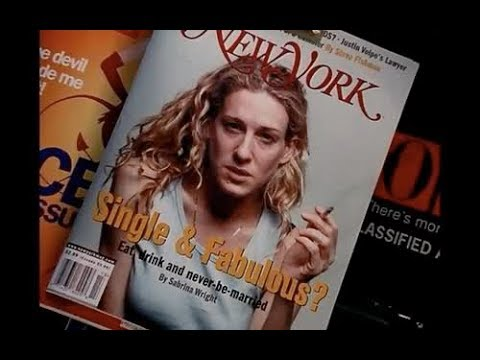single and fabulous new york magazine cover sex and the city