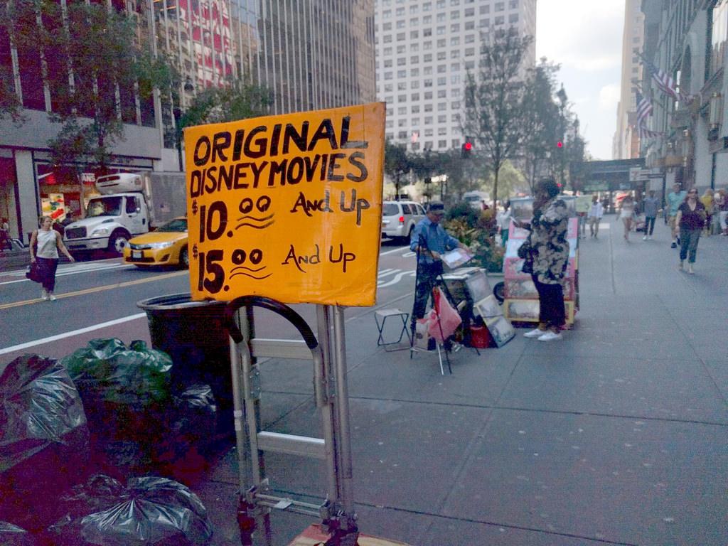 NY Street Merchants