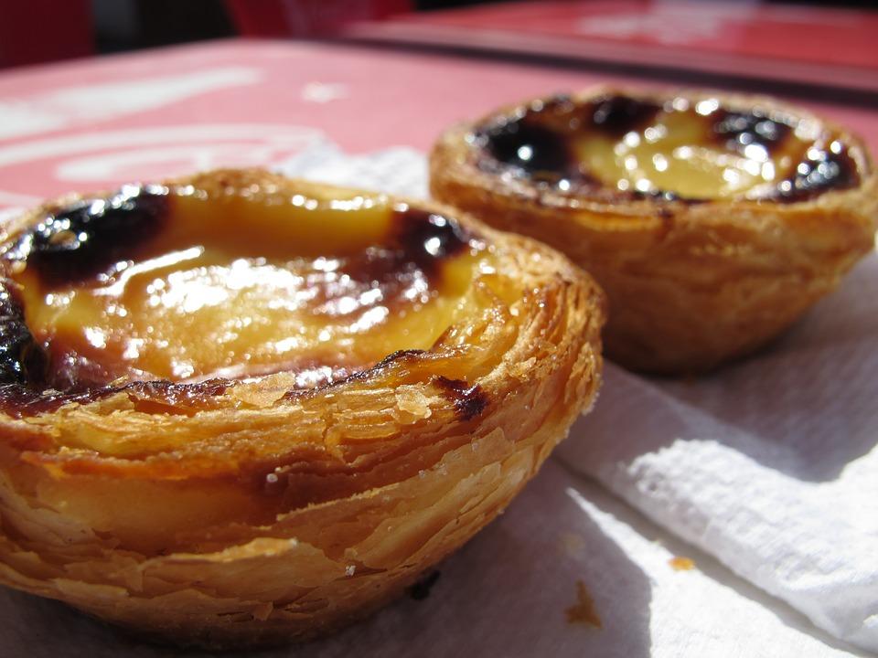 pastel de natal portugal