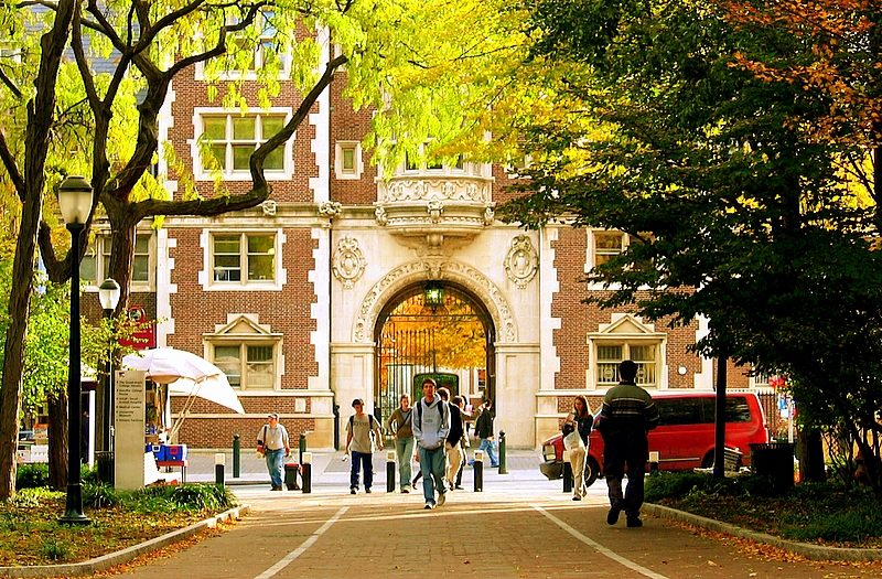 upenn campus colleges for feminists