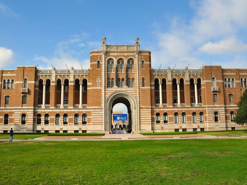rice university building colleges for feminists