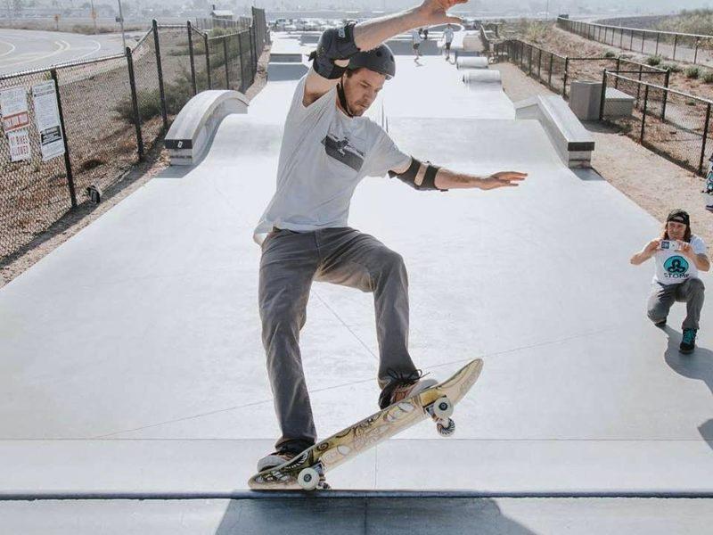 skate park san diego state chill spots