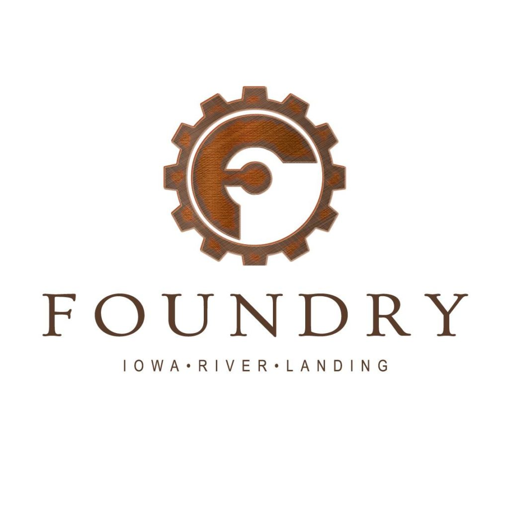 foundry irl university of iowa logo