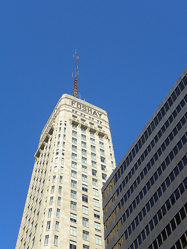Foshay tower picture