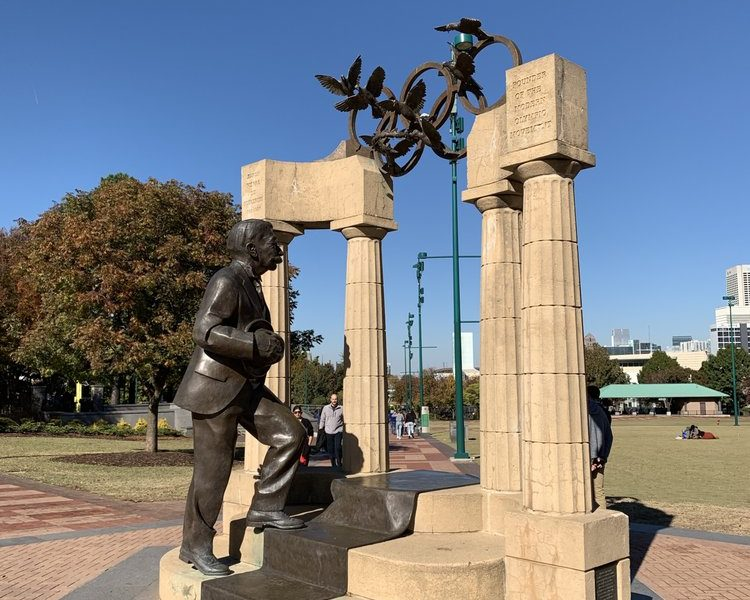 Centennial Olympic Park things to do in atlanta under 21