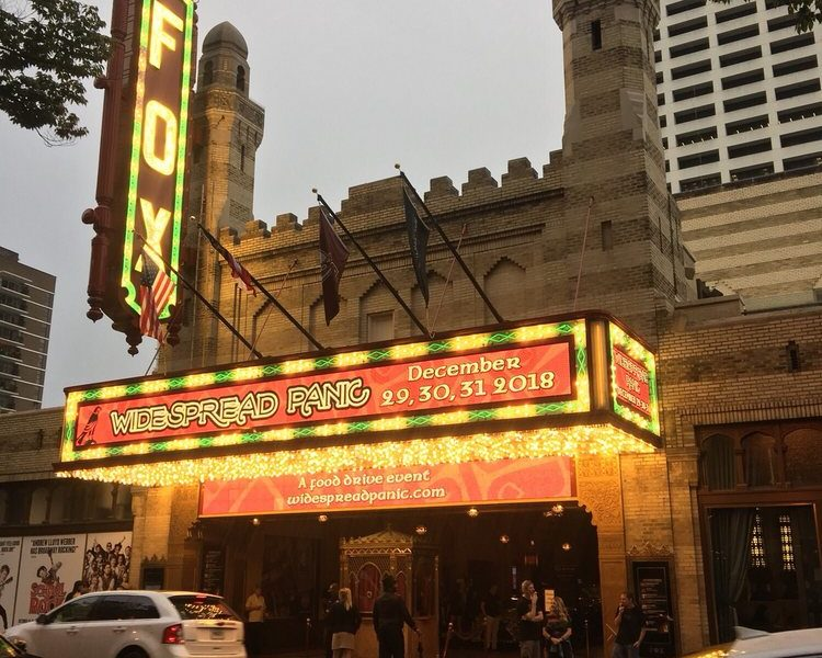 Fox Theatre things to do in atlanta under 21
