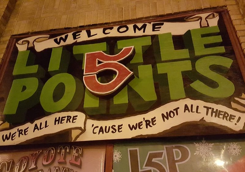 Little Five Points things to do under 21 in atlanta
