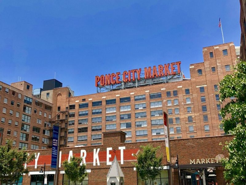 Ponce City Market things to do under 21