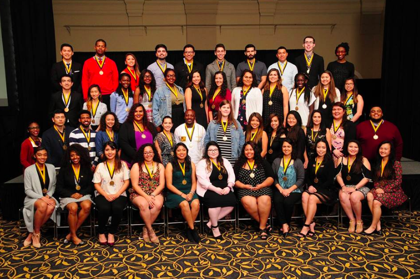 university of iowa awards with medals