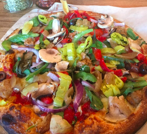 blaze pizza food spots temple