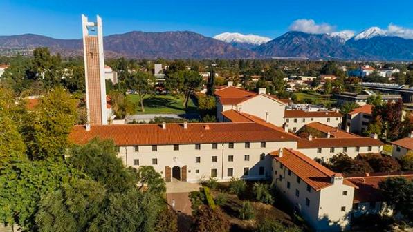 Pomona college campus