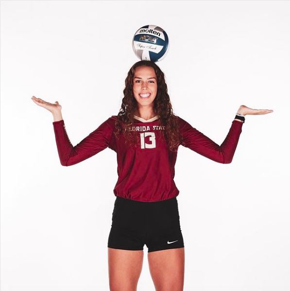 inspirational fsu student athletes taryn knuth