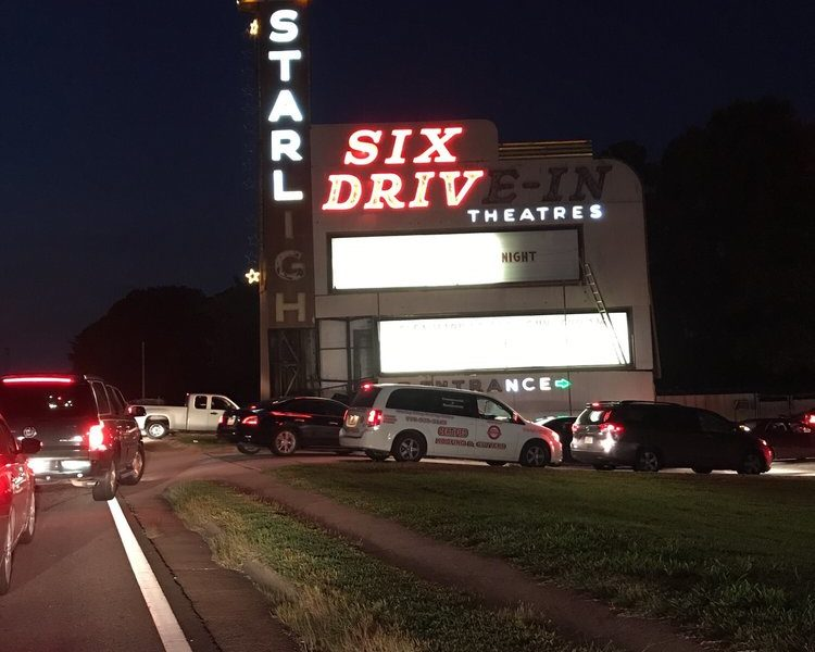 Starlight Six Drive-In things to do in atlanta