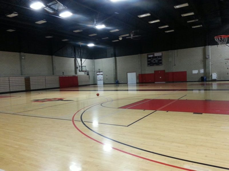basketball court san diego state chill spot