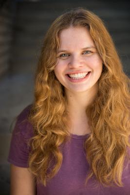 Danielle Koenig smiling
