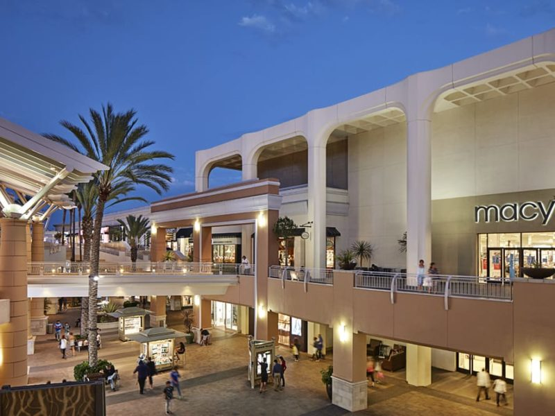 fashion valley mall san diego state chill spot