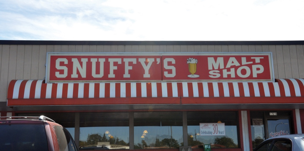 Snuffy's malt shop